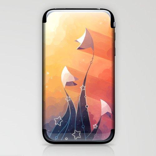 Nightbringer iPhone & iPod Skin