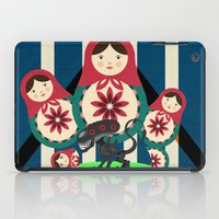 Alien Offspring  iPad Case