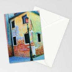 L'edificio è Felice Stationery Cards