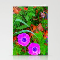 Poppies Will Make Them S… Stationery Cards