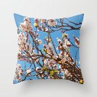 Spring 2013 01 Throw Pillow
