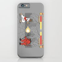 iPhone & iPod Case featuring The Final Battle by Tom Burns