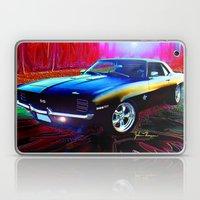 69 Camaro SS 396 Laptop & iPad Skin