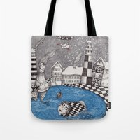 The Boy Who Wanted To Be… Tote Bag