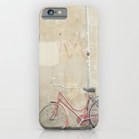 Bicycle In Florence iPhone 6 Slim Case