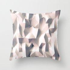 Silent Throw Pillow