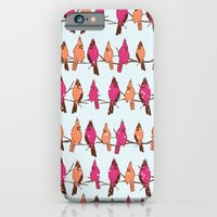Cardinal Party Line iPhone 6 Slim Case