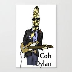 Cob Dylan Canvas Print