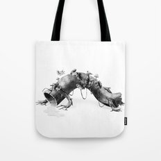 Creature Forest  Tote Bag