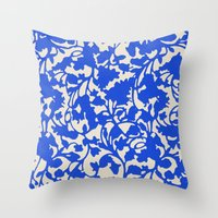 earth 13 Throw Pillow