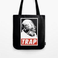 Obey Ackbar's TRAP Tote Bag