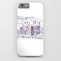 Don't tell me what to do. You're not my mom. iPhone 6s Slim Case