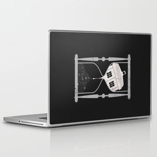 Spacetime Laptop & iPad Skin