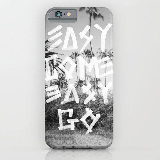 EASY GO iPhone & iPod Case