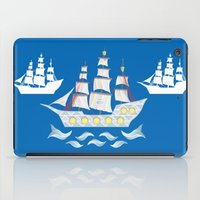 The Candy Armada iPad Case
