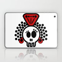 ***I´LL CARRY  on DANCING FLAMENCO even in  the GRAVE*** Laptop & iPad Skin