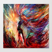 Free Your...something Canvas Print