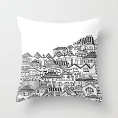 Sacrifical Homes A Throw Pillow