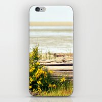 see the horizon break iPhone & iPod Skin