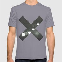 XX Mens Fitted Tee Slate SMALL