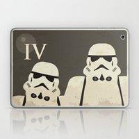 Star Wars Minimal Movie … Laptop & iPad Skin