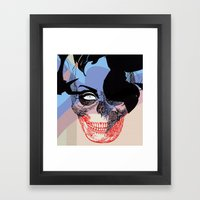 Pedant Framed Art Print