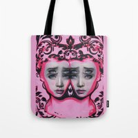 Powder By Alex Garant Tote Bag