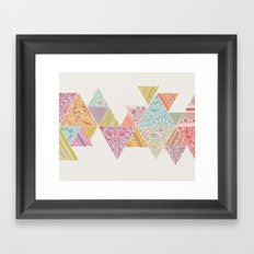 Triunity Framed Art Print