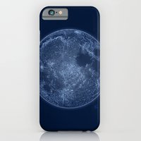iPhone & iPod Case featuring Dark Side of the Moon - Painting by Nicole Cleary