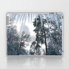 Icicle Dreams Laptop & iPad Skin