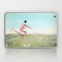 spaziergang mit ego Laptop & iPad Skin