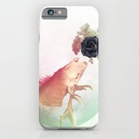 iPhone & iPod Case featuring Deer Howling for NATURE!  by Guerriero