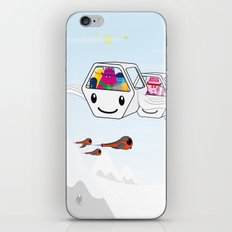 SF Cable Car iPhone & iPod Skin