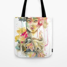 THE MIND IS EVERYTHING. WHAT YOU THINK, YOU BECOME. ~ The Buddha Tote Bag