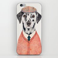 Dalmatian iPhone & iPod Skin