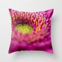 Flower 6620 Throw Pillow