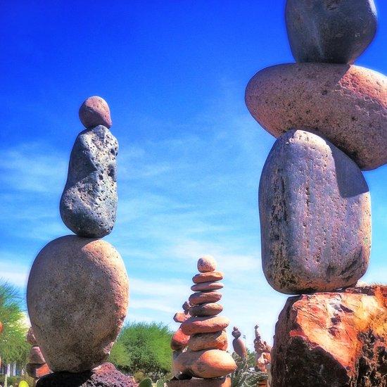 Rocks! Art Print