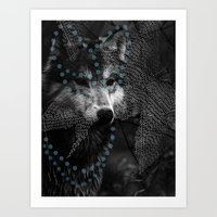 Forest Spirit Art Print