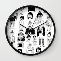 PEEPZ Wall Clock
