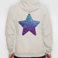 Mosaic Sparkley Texture … Hoody