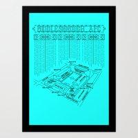 Ayresome Park - Middlesbrough FC Art Print