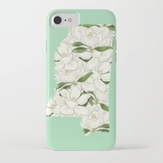 Mississippi in Flowers iPhone 7 Slim Case
