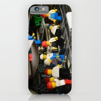 iPhone & iPod Case featuring Maintenance by ClaM