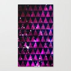 Through Space Canvas Print
