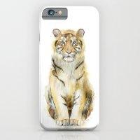 Tiger // Sound iPhone 6 Slim Case