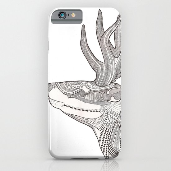 The Forest Spirit iPhone & iPod Case
