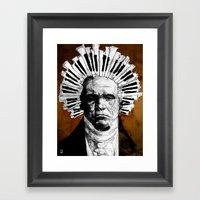 Beethoven Framed Art Print
