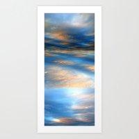 eternity threshold Art Print