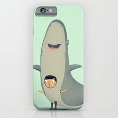 Be yourself or be a shark if yourself is a shark. iPhone 6 Slim Case