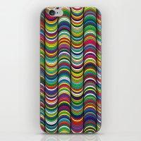 Wavey  iPhone & iPod Skin